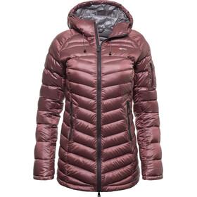 Yeti Aprica Naiset takki , viininpunainen